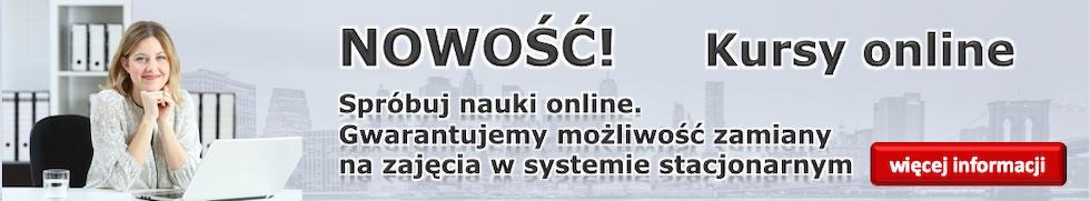 Kursy online z możliwością zamiany na system stacjonarny